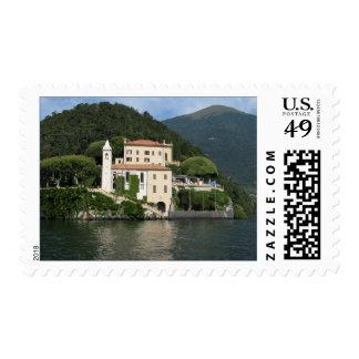 Italia, lago Como Sello