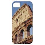 Italia, Lazio, Roma, el Colosseum en la puesta del iPhone 5 Carcasas