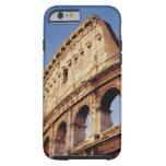 Italia, Lazio, Roma, el Colosseum en la puesta del Funda Para iPhone 6 Tough