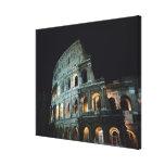 Italia, Lazio, Roma Lona Estirada Galerías