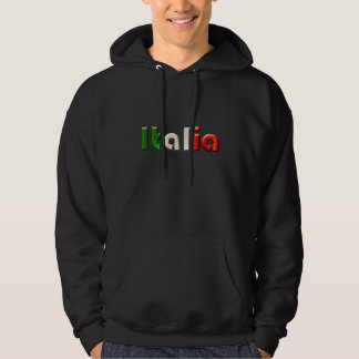 Italia logo gifts for Italians and Italy lovers Pullover