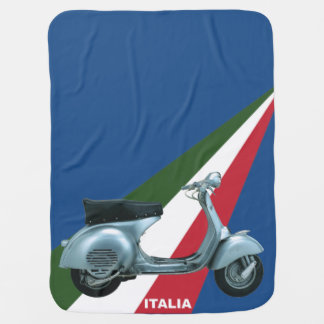 Italia Mantita Para Bebé