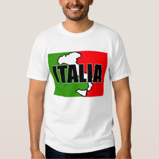 Italia map T-Shirt