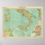 Italia meridional 2 póster
