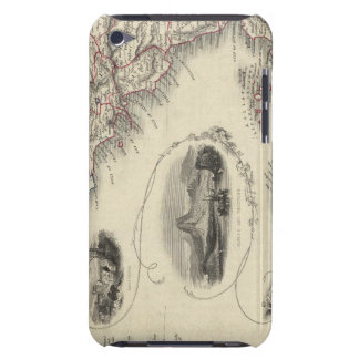 Italia meridional 3 barely there iPod protectores