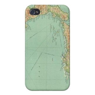 Italia meridional 5 iPhone 4 cárcasa