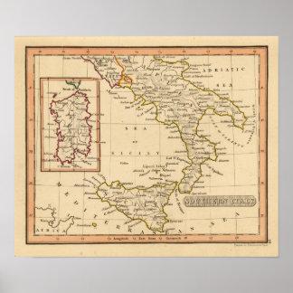 Italia meridional póster