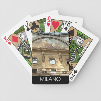 ITALIA MILANO CARTAS DE JUEGO