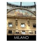 ITALIA MILANO POSTAL