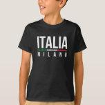 Italia Milano Remeras