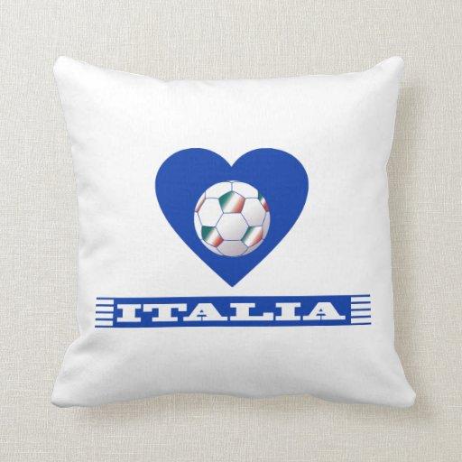 ITALIA NATIONAL FOOTBALL TEAM ALMOHADA