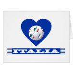 ITALIA NATIONAL FOOTBALL TEAM FELICITACIÓN