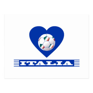 ITALIA NATIONAL FOOTBALL TEAM TARJETAS POSTALES