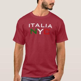ITALIA - New York City - modificados para Playera