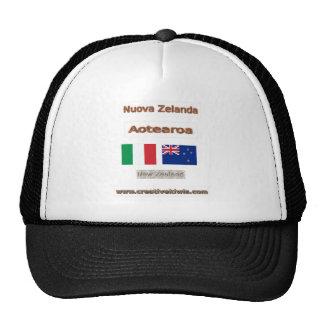 Italia, Nuova Zelanda Hat