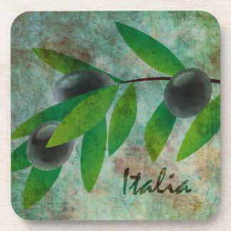 Italia Olives Coaster