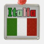 Italia Ornament