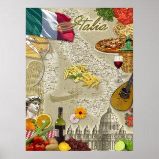 Italia Posters