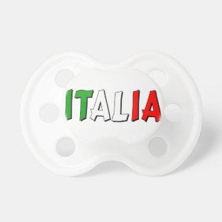 Italia Pacifiers