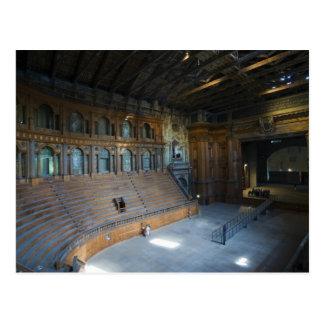 Italia, Parma, Teatro Farnese Tarjetas Postales