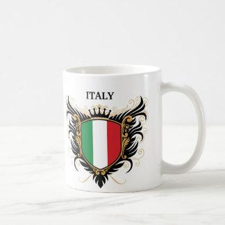 Italia [personalice] taza de café