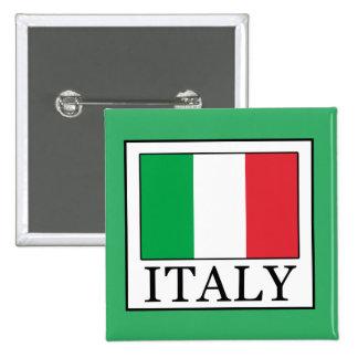 Italia Pin Cuadrada 5 Cm
