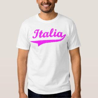 Italia Pink EDUN LIVE Scion Kids Essential Crew Shirt