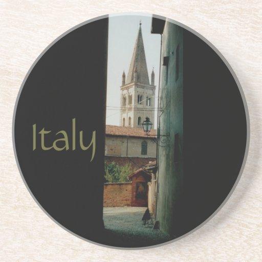 Italia Posavasos Diseño