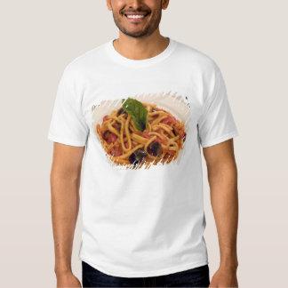 Italia, Positano. Placa de las pastas y de la Poleras