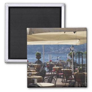 Italia, provincia de Como, Bellagio. Café de la or Iman Para Frigorífico