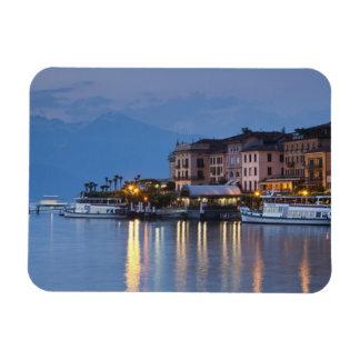 Italia, provincia de Como, Bellagio. Opinión de la Imán