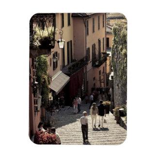 Italia, provincia de Como, Bellagio. Salita 2 Imán Flexible