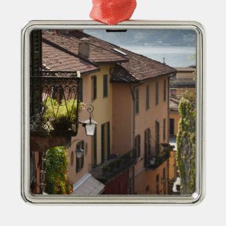 Italia, provincia de Como, Bellagio. Salita Ornamento De Navidad