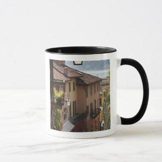 Italia, provincia de Como, Bellagio. Salita Taza