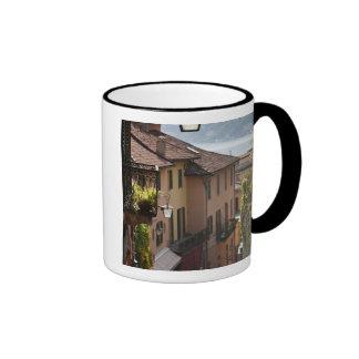 Italia, provincia de Como, Bellagio. Salita Taza De Café