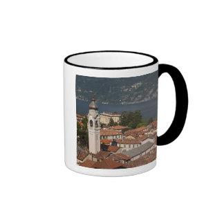 Italia, provincia de Como, Menaggio. Opinión y 2 d Tazas