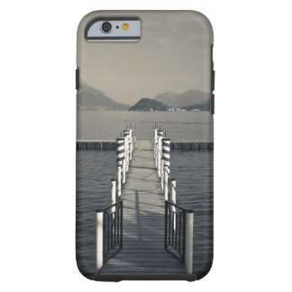 Italia, provincia de Como, Tremezzo. Embarcadero Funda De iPhone 6 Tough