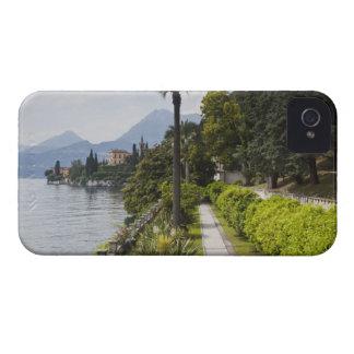 Italia, provincia de Lecco, Varenna. Chalet iPhone 4 Cobertura