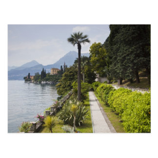 Italia provincia de Lecco Varenna Chalet Monast Postal