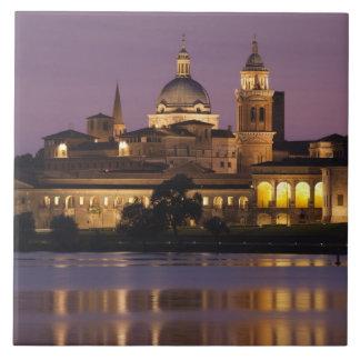 Italia provincia de Mantua Mantua Opinión de la Azulejos Cerámicos