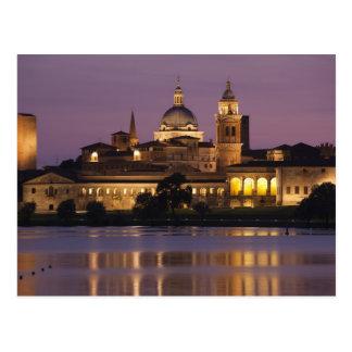Italia provincia de Mantua Mantua Opinión de la Tarjeta Postal