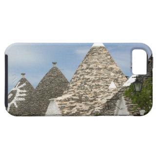 Italia, Puglia, Alberobello, dei Trulli de la tier iPhone 5 Case-Mate Coberturas