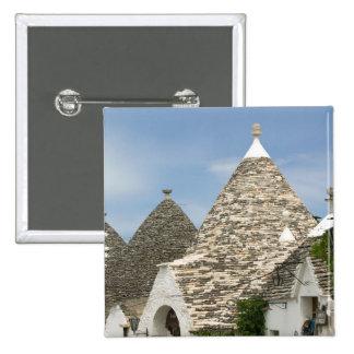 Italia, Puglia, Alberobello, dei Trulli de la tier Pins