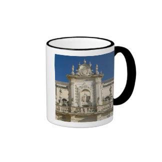 Italia, Puglia, Lecce, Piazza del Duomo, Palazzo Taza De Café