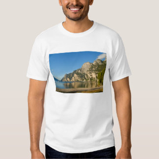 Italia, Riva del Garda, lago Garda, soporte Remeras