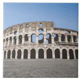 Italia, Roma, anfiteatro romano antiguo, Azulejos Cerámicos