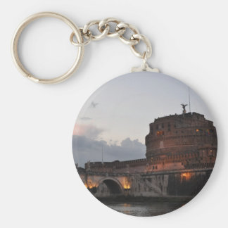 Italia Roma Castello S. Ángel Photo Llaveros
