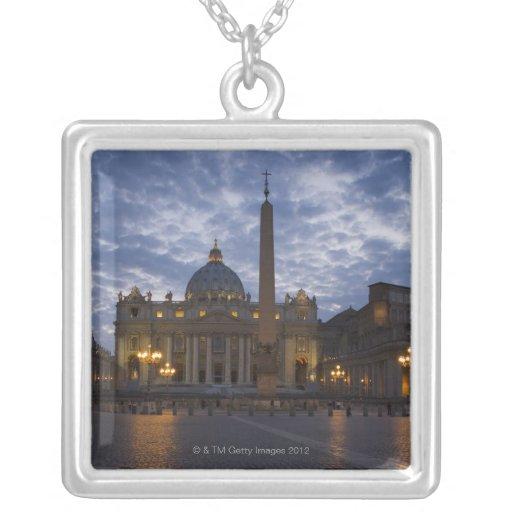 Italia, Roma, Ciudad del Vaticano, la basílica de Colgante Cuadrado
