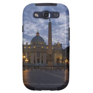 Italia, Roma, Ciudad del Vaticano, la basílica de  Galaxy S3 Cobertura