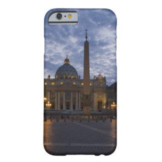 Italia, Roma, Ciudad del Vaticano, la basílica de Funda De iPhone 6 Barely There